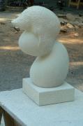 sculpture personnages segre maine et loire ssulpture jerome rouchon : MARIANNE