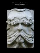 sculpture personnages sculpture brassaclesmines jerome rouchon : MASCARON POUR FONTAINE