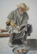 dessin personnages personnage maroc the ala menthe : Thé à la menthe