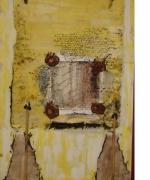 tableau abstrait : Pergamênê