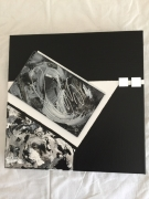 "tableau abstrait : ""Typhon"""