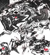 mixte abstrait vivaldiuml journal carte potale : VIVALDIUM