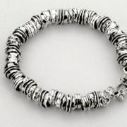 bijoux bracelet argent : Bracelet en argent