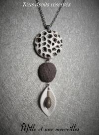 Collier gamme minérale n°1
