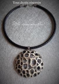 Collier gamme minérale n°13