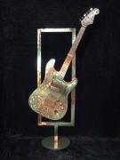 sculpture autres : guitare