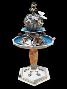 sculpture architecture : Jeu d'Ô
