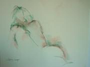 dessin nus : delphine