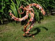 sculpture scene de genre danse mouvement couleur vive : Hip Hop