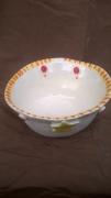 ceramique verre autres art singulier pop art harold dupre : bol en céramique