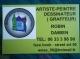site artiste atelier - damien robin