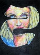 tableau personnages visage popart artpop steetart : Remember Me