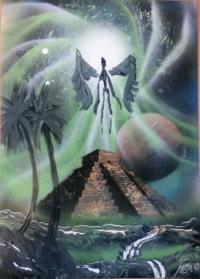 La chute des Maya