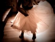photo scene de genre jupe tutu mouvement danse : Jupe volante