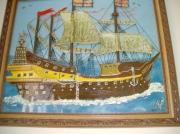 autres marine navire de guerre : galion