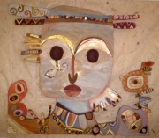 tableau personnages visage : ViZage