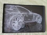 tableau autres auto sport 3d costy : auto