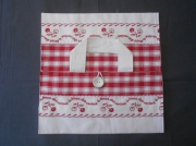 art textile mode sac sac ,a tarte cuisine cadeau : Temps des cerises