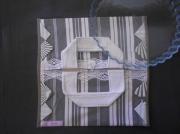 art textile mode cuisine noel cadeau sac ,a tarte : Sac a tarte