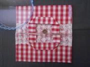 art textile mode cuisine noel cadeau sac ,a tarte : Tradition