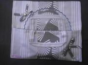 art textile mode sac ,a tarte sac cadeau cuisine : Petit noeud