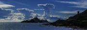 photo paysages iles sanguinaires corse ajaccio : îles Sanguinaires