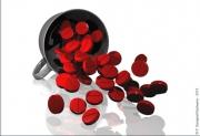 art numerique pilules rouge medecine : LES ANTIBIOTIQUES C'EST PAS...