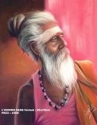 dessin personnages homme sage rose sadhou : L'HOMME SAGE