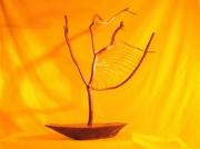 artisanat dart marine bateau decoration bois creation artisanale fil de cuivre : LE BATEAU