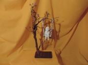 crafts ange balancoire romantisme creation artisanale : L ANGE ROMANTIQUE