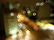 photo abstrait photo abstrait numerique decoration : Avenue fantôme