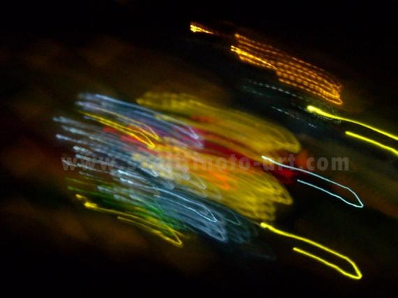 PHOTO photo abstrait numérique décoration Abstrait  - Tapis lumineux
