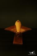 sculpture autres espace spatial navette planete : Space Cruiser - la navette interplanétaire