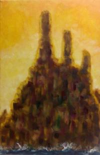 Cathédrale de roches