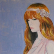 tableau personnages portrait : Louise 2