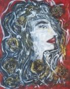 tableau personnages quinceanera quinceanera femme religieus : La Quinceañera