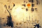 tableau paysages soleil ensoleille matin matinee : Matinée ensoleillée