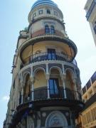 photo carrefour architecture espagne rue : Carrefour
