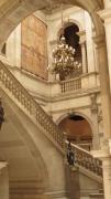 photo escalier chateau espagne : Escaliers majestueux