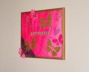 tableau animaux papillon tableau deco enfant : Butterfly