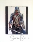 dessin personnages assassin s cree arno dorian france dessin assassin039 : Dessin assassin's creed Arno