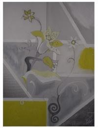 L'iris jaune