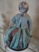 deco design personnages decoration design collection statue : AGAPANTHE
