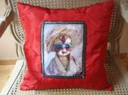 art textile mode autres decoration design art deco : Coussin VENISE