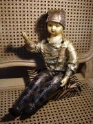 artisanat dart personnages decoration collection statue art deco : SORTILEGE