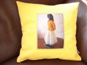 art textile mode autres decoration design art deco : Coussin BALLERINE