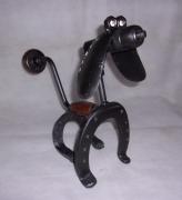sculpture animaux : Le chien