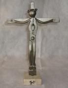 sculpture personnages : Le Christ