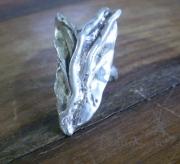 bijoux abstrait art primitif : bague3
