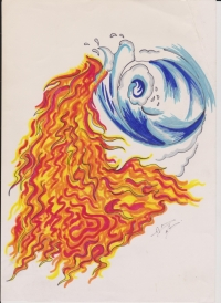 eau et feu